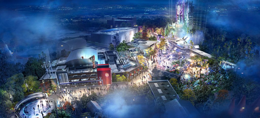 Disneyland Resort in 2020