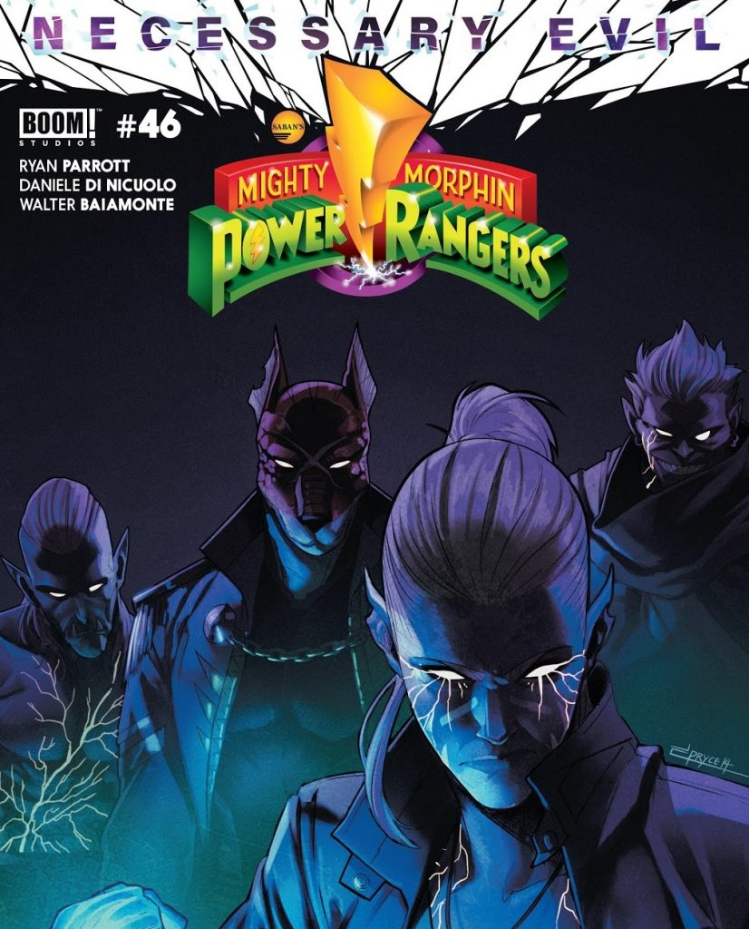Mighty Morphin Power Rangers Issue 46 review