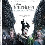 Maleficent 2 Mistress of Evil Digital Blu-ray DVD release
