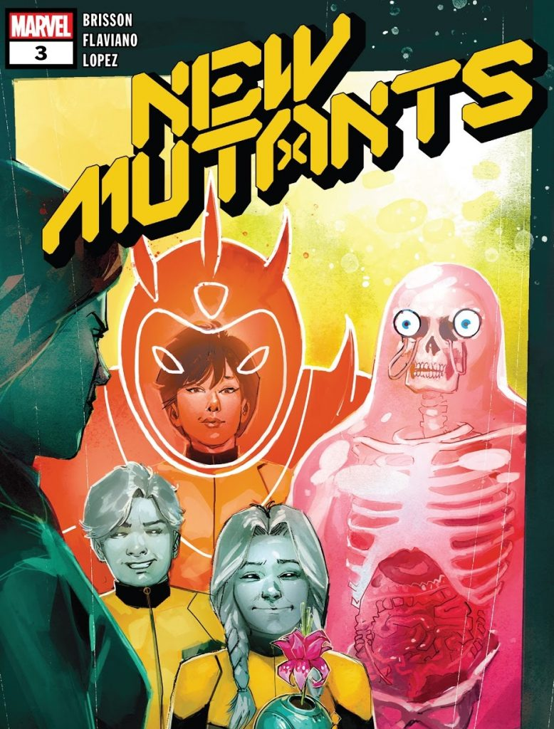 New Mutants Issue 3 review