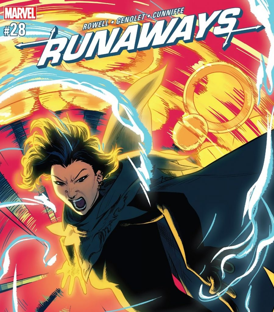 Runaways Issue 28 review