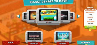 """SuperMash"" Lets You Make New Games By Mashing Different Games! Available on PC!"