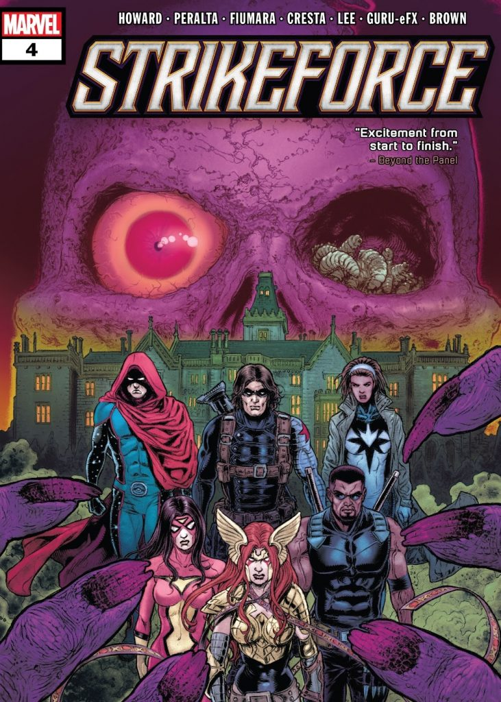 Strikeforce Issue 4 review
