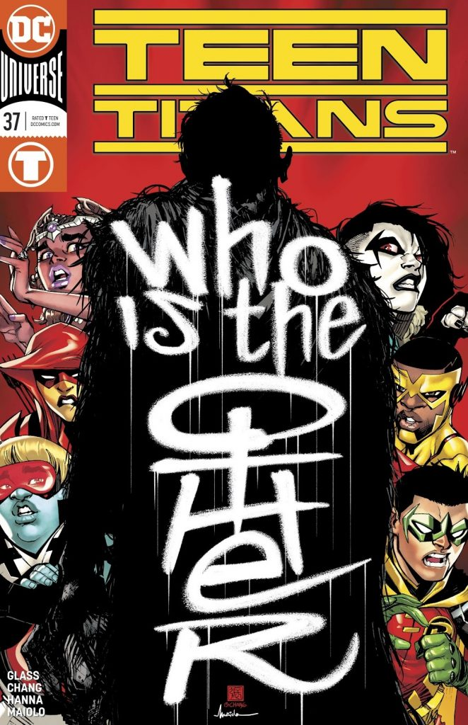 Teen Titans Issue 37 review