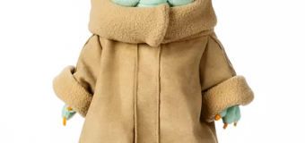 Baby Yoda Merchandise Watch: Update #7: Disney Plush Doll!