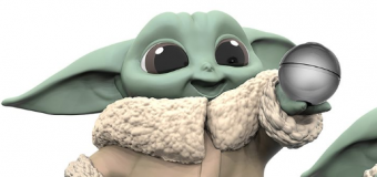 Baby Yoda Merchandise Watch: Update #6: Hasbro Toys!