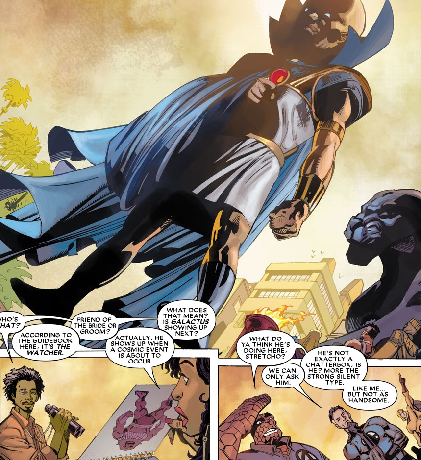 Black Panther Issue 18 - 2006 (Image: Marvel Comics)