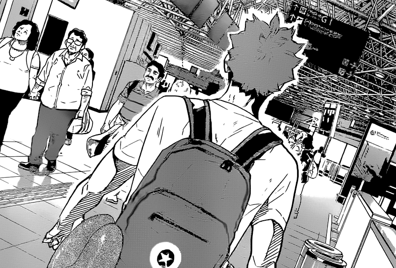 Haikyuu Chapter 377