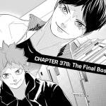 Haikyuu Chapter 378