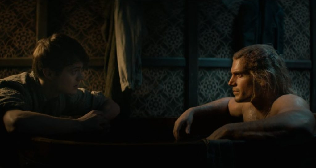 The Witcher Season 1 Geralt