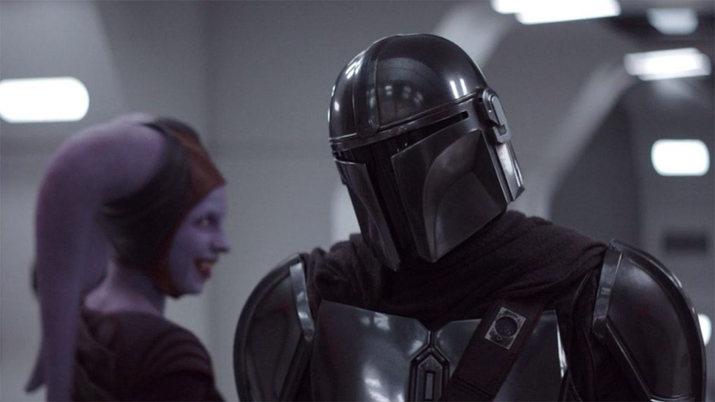 The Mandalorian Episode 6 The Prisoner