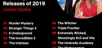 The Lists of 2019's Most Popular Titles Released By Netflix Is Kind of Sad (and Unnecessary)