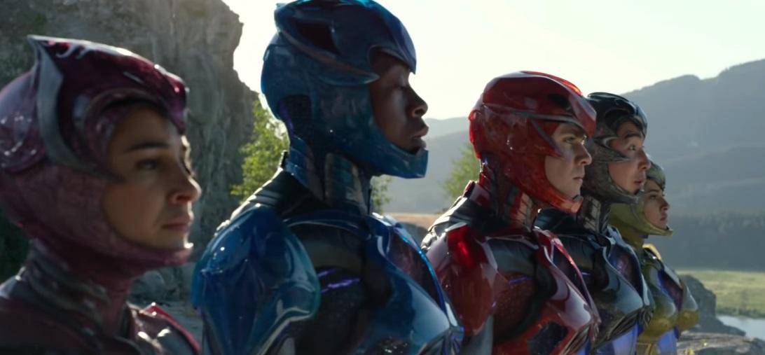 Power Rangers Reboot 2017