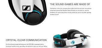 Sennheiser Launches 'Season of Giving' Charity Program to Help Gaming Communities