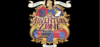"The Adventure Zone: Graduation Ep. 3 ""Pursued By Bear"""