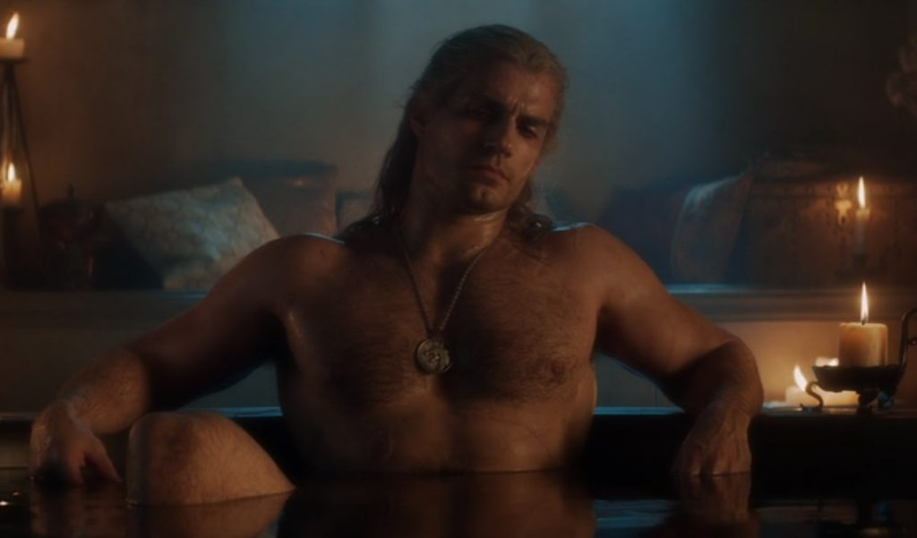 the witcher season 1 henry cavill geralt