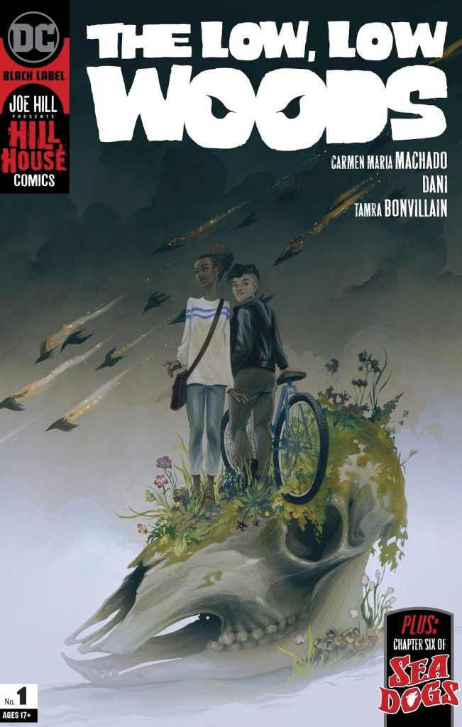 the low low woods issue 1 review