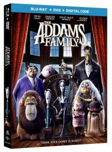 the addams family blu-ray dvd digital release