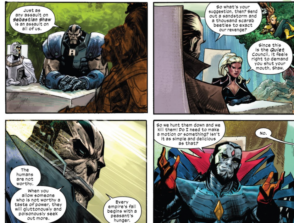 X-Force Issue 4 review