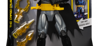 Spin Master Begins 2020 with New DC Batman Toys & Collectibles Reveal!
