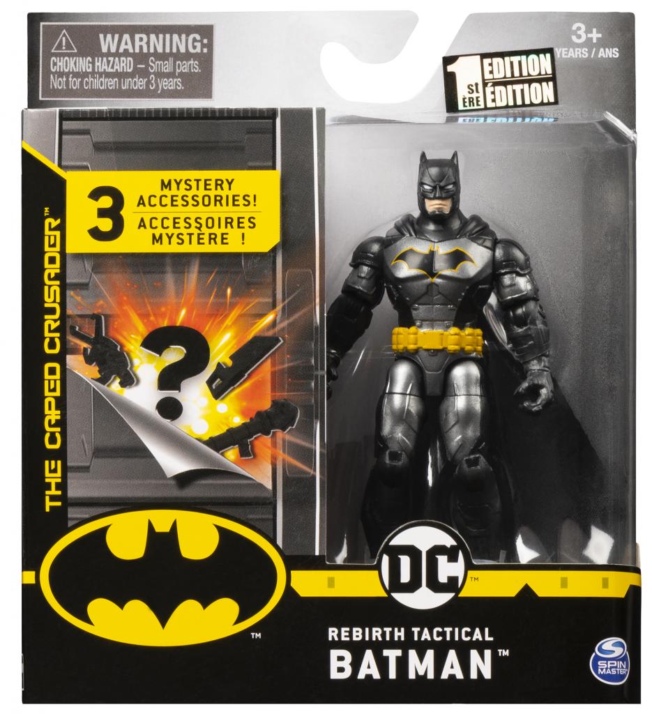 Spin Master 4 inch Batman figure 2020