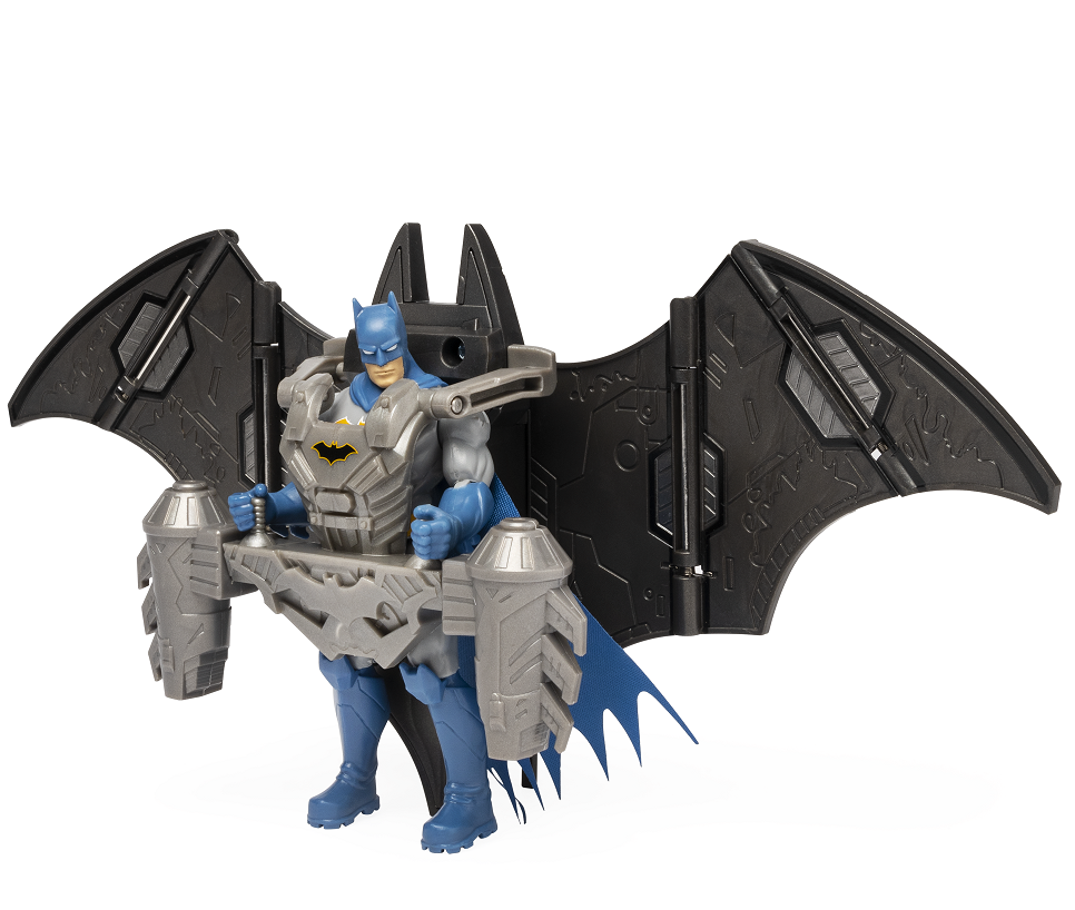 4 inch figure mega great batman 2020