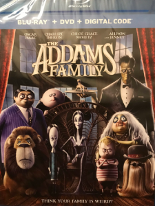 The Addams Family Blu-ray Review