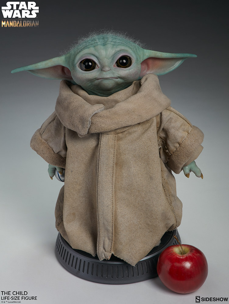 Sideshow Baby Yoda