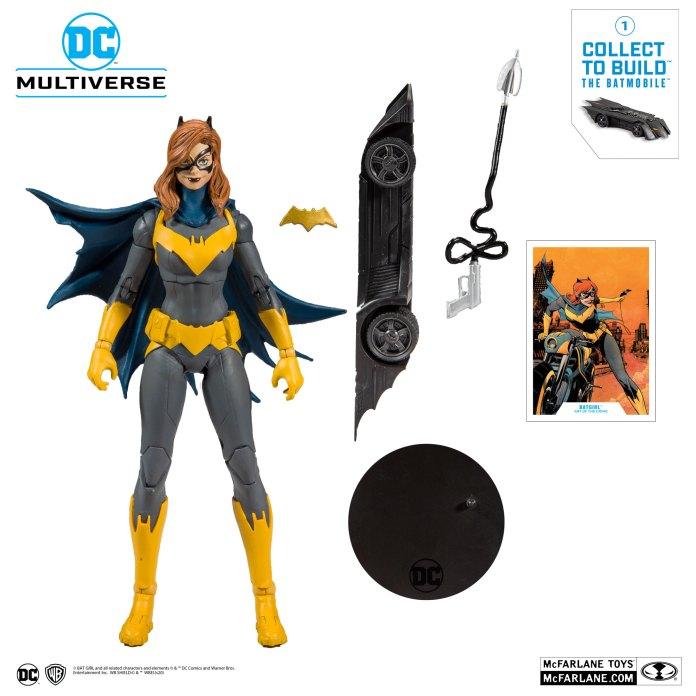 DC Multiverse Batgirl McFarlane Toys 2020
