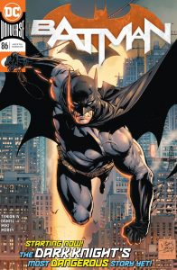 Batman Issue 86 review
