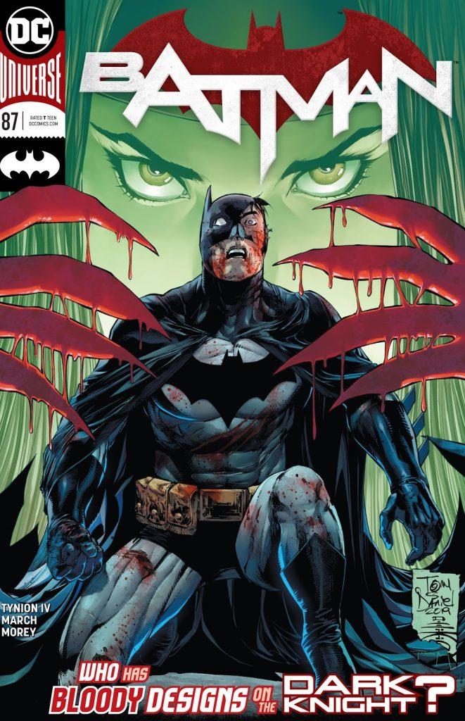 Batman 87 review