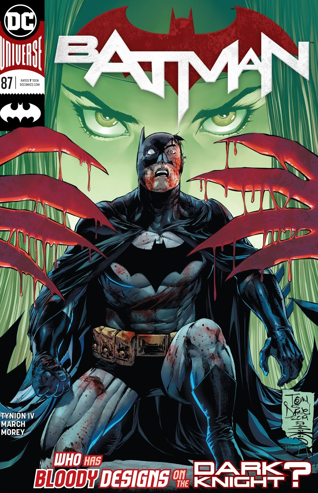 Batman 87 review