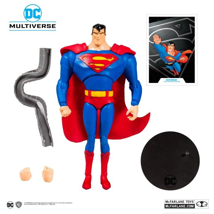 Superman 2020 McFarlane Toys