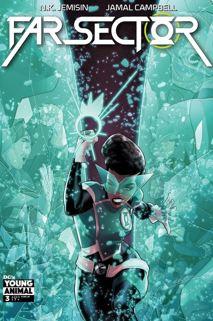 Far Sector Issue 3 review
