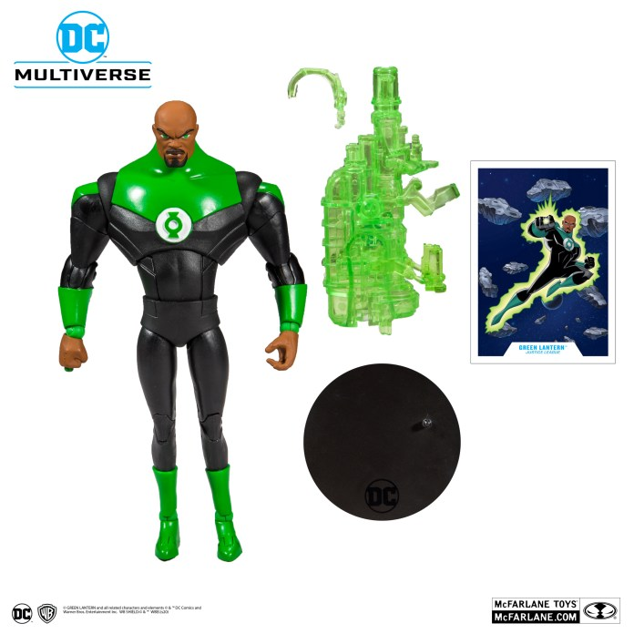 DC multiverse figures McFarlane Toys 2020