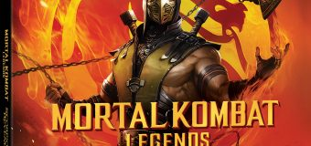 'Mortal Kombat Legends: Scorpion's Revenge' Review: Lots of Bloody Violence!