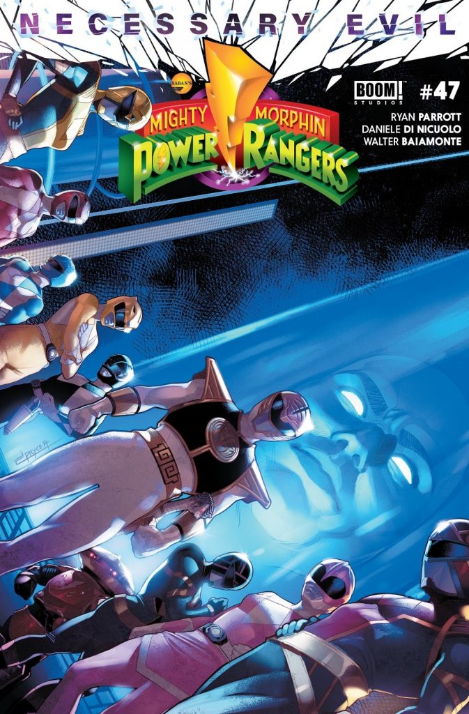 Mighty Morphin Power Rangers Issue 47 review