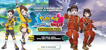 "New Pokemon ""Sword"" and ""Shield"" Expansions Will Add Over 200 Existing Pokemon"