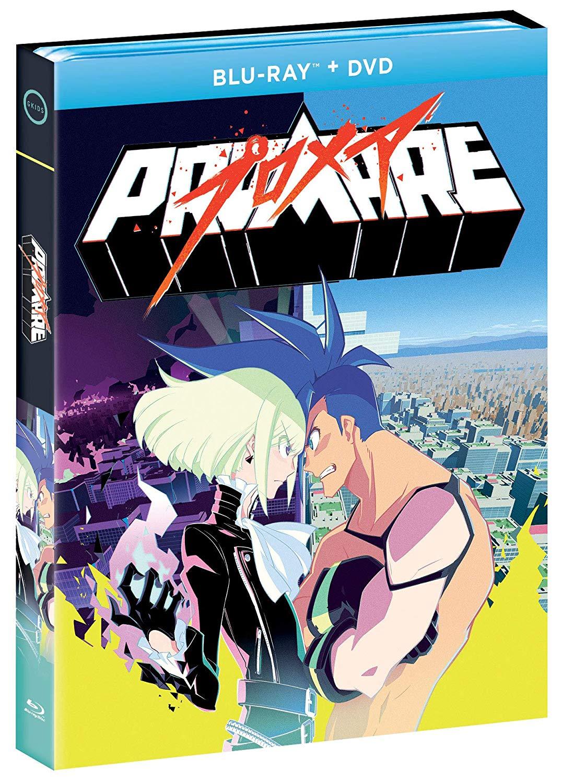 Promare DVD Blu-Ray