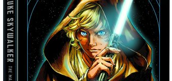 "Journey Back to a Galaxy Far, Far Away with ""Legends of Luke Skywalker: The Manga"""