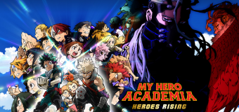 My Hero Academia: Heroes Rising – Tickets On Sale For North America & UK!