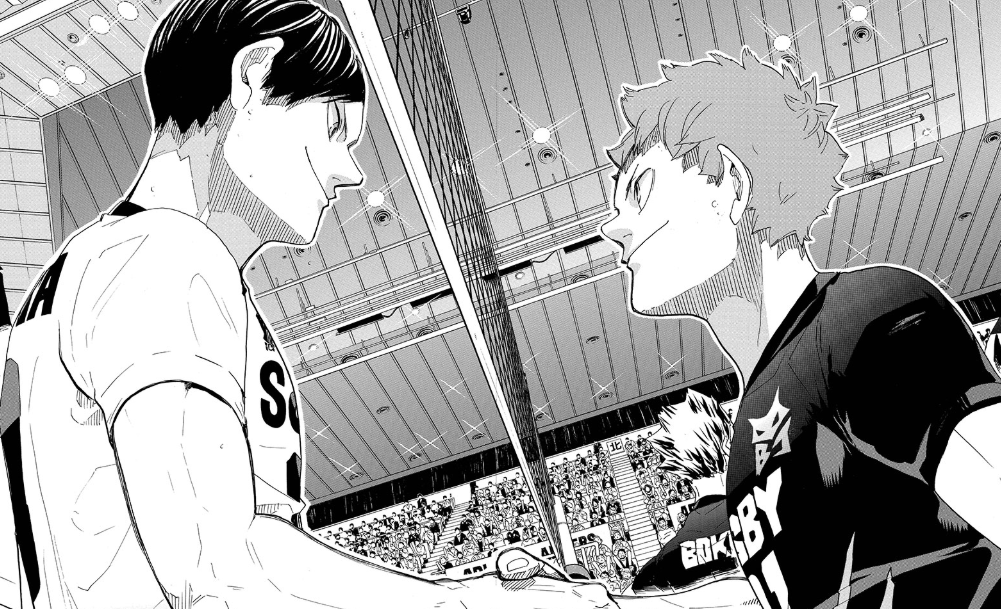 Haikyuu chapter 379