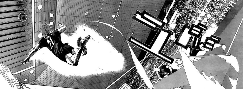Haikyuu chapter 380