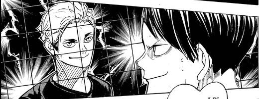 Haikyuu chapter 381