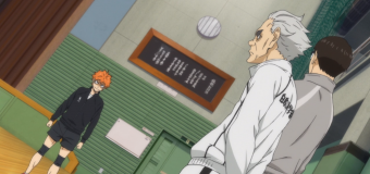 "Haikyuu 4×01 Review: ""Introductions"""