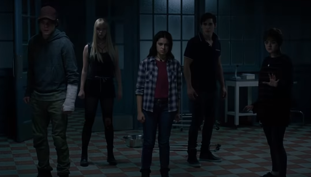 The New Mutants 2020 trailer