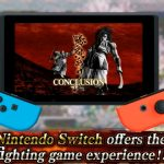 samurai shodown nintendo switch US