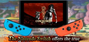 """Samurai Shodown"" Coming to Nintendo Switch This February!"