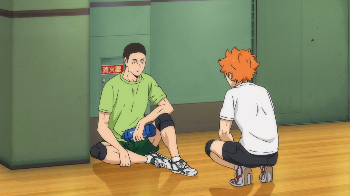 Take it Easy Haikyuu
