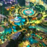 Nintendo Theme Park Concept Art
